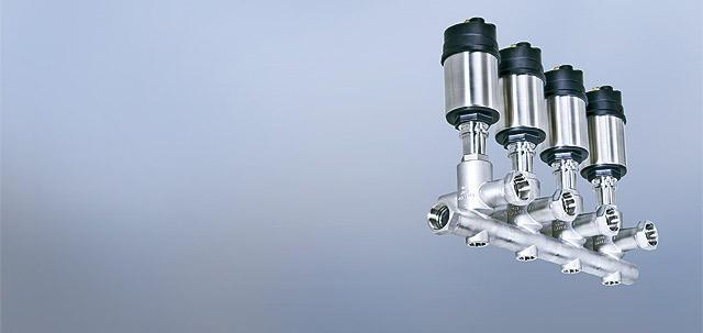 Bürkert WhitePaper System solutions for effective steam sterilization